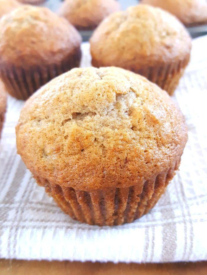 Banana Muffin Recipe for 2 Bananas | Beat Bake Eat